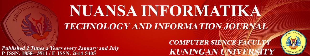 Nuansa Informatika Fakultas Ilmu Komputer